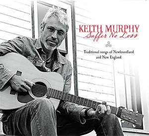 Keith Murphy's new CD: Suffer No Loss