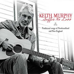 Keith Murphy's new CD: Suffer No Loss